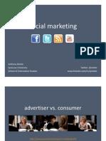 Social Marketing Socialmarketing