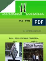 Seminario en Normas Internacionales de Informacion Financiera Niif