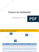 Examen de Habilidades - OfICIAL