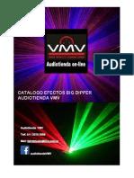 Catalogo Big Dipper-VMV Noviembre