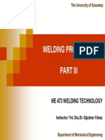 Welding Processes Part 3
