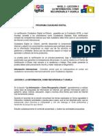 CiudadanoDigital Niv 2 Lec 3