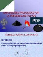 Explosiones Por Polvos