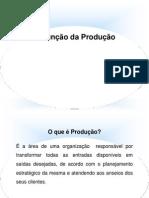 FUNÇÃO PRODUÇÃO - 3