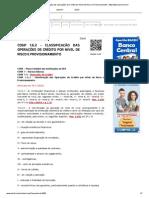 COSIF 1.6.2 - Classificação das Operações de Crédito por Nível de Risco e Provisionamento - http___www.cosif.com