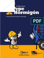 Libro El Manual de Pepe Hormigon
