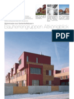Riedberg, Gartenhofhäuser, Baufeld C