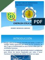 Energia Eolica Listo