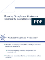 Measuring Strengths and Weaknesses (internal scanning).pptx