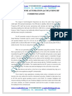 59.MODERN HOUSE AUTOMATION (AC DC) USING RF COMMUNICATION.doc