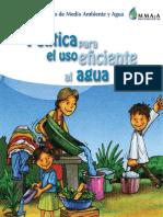 Cartillas Politicas Del Agua Bs