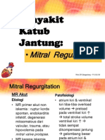 Mitral Regurgitation