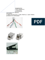Patch Panel a Outlet