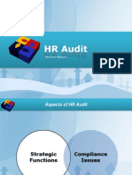 HR Audit Presentation PPT