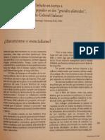 Moulian, T. Crítica a violencia ...