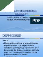 MOVIMIENTO UNIFORMEMENTE ACELERADO[1].ppt
