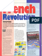 French Revolution - Information Resources