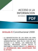 Art 6 Reformas Ifai 2013