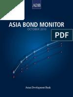 Asia Bond Monitor - October 2010