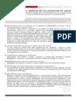 Ficha Derechos de Los Pacientes