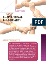 Tecnicas Didacticas Aprendizaje Colaborativo