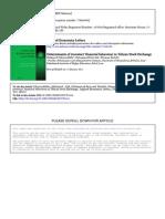 Determinants of investors' financial behaviour in Tehran Stock Exchange.pdf