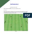 Soccer Passing Drill