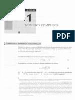 Unidad 1 Numeros Complejos