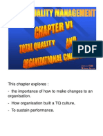 6 TQ and Organisational Change