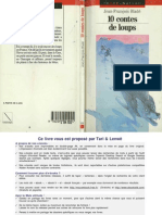 Bladé, Jean-François - 10 Contes de Loups