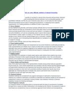 Demand forecasting.docx