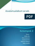 Kel 2 Mineral Makro