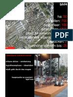 """""""Ideenlabor Bahnhofsviertel"""" - Ansätze einer aktivierenden Rahmenplanung in einem schwierigen Gebiet. Kurzvortrag anlässlich des Würzburger Planertreffens 2009."""