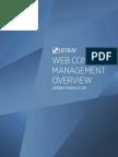 Liferay WCM Overview
