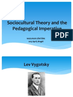 Lev Vygotsky's Social Development Theory PPT