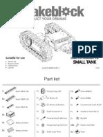 Makeblock Small Tank