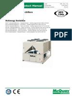 Air cooled screw chillers - McEnergy Evo_Rev. 7.0.pdf