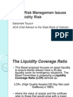 5.(5) Liquidity Risk
