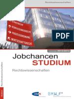 jobchancen Studium