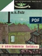 O Apartamento Fatidico a.a. Fair
