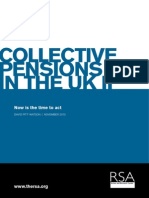 RSA Collective pensions in the UK II (Nov 2013)