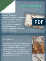 Kebijakan Investasi di Indonesia