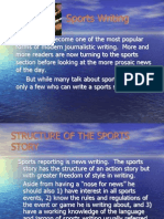 Journ Training-Sports News Writing.ppt