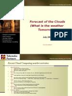 Ippei's Cloud Computing Presentation(Tokyo2.0)
