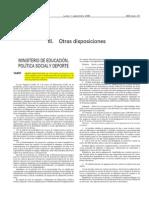2008 Orden Convoca Ayudas Agrupaciones Centros Educativos