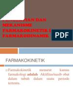 PPT FARMAKODINAMIK