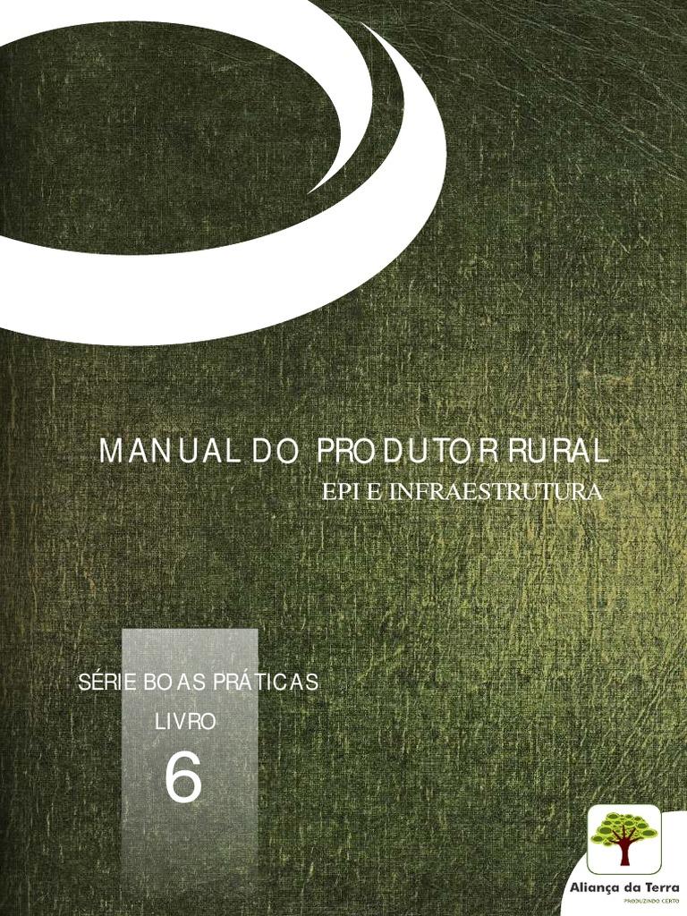 59d875c6f91a6 Manual Do Produtor Rural - Epi e Infraes