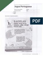 Lingua Portuguesa 1ª Série EM