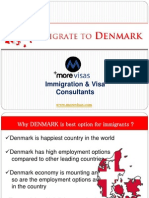Migrate to Denmark.ppt