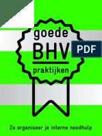 Goede BHV praktijken